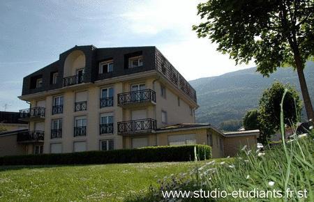Agréable studio pour 3 personnes au Bourget-du-Lac