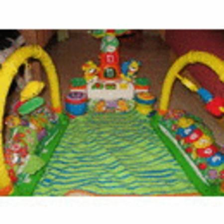 Achat : Portique mon jardin toudoux vtech  (Autres jouets 1er âge) - Autres jouets 1er âge neuf et d'occasion - Achat et vente