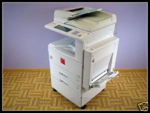 Photocopieur ricoh 2022 avec 16,952 copies
