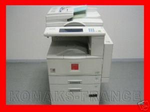 Photocopieur ricoh 1022 / nash 2205 + chargeur/rv