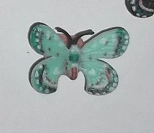 Magnet papillon 18