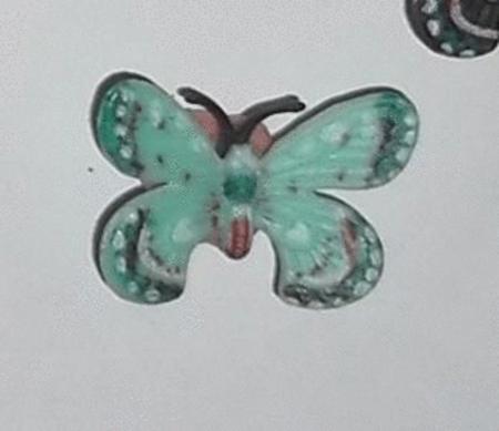 Achat : Magnet papillon 18  (Autres objets décoratifs) - Autres objets décoratifs neuf et d'occasion - Achat et vente