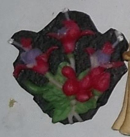 Achat : Magnet fleurs  (Autres objets décoratifs) - Autres objets décoratifs neuf et d'occasion - Achat et vente