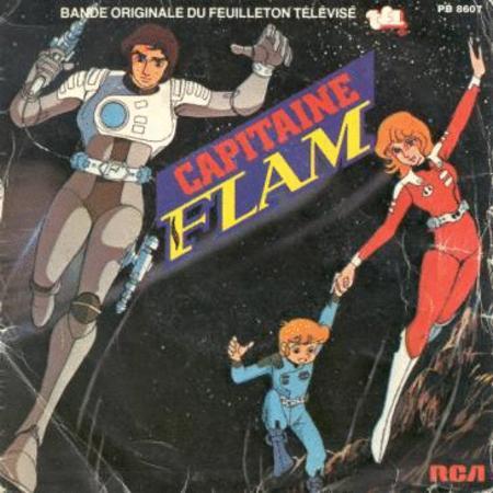 Achat : Capitaine flam feuilleton tf1  (Vinyles (musique)) - Vinyles (musique) neuf et d'occasion - Achat et vente