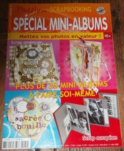 "Magazine ""passion scrapbooking"" - hors série n°4"