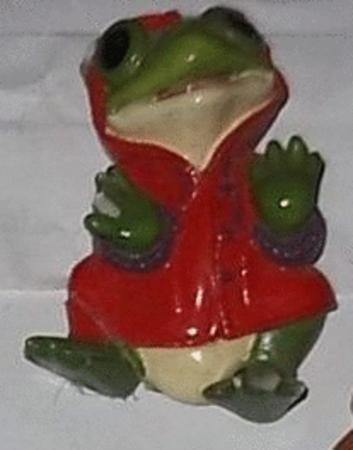 Achat : Magnet grnouille debout  (Autres objets décoratifs) - Autres objets décoratifs neuf et d'occasion - Achat et vente