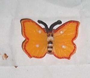 Magnet papillon 3