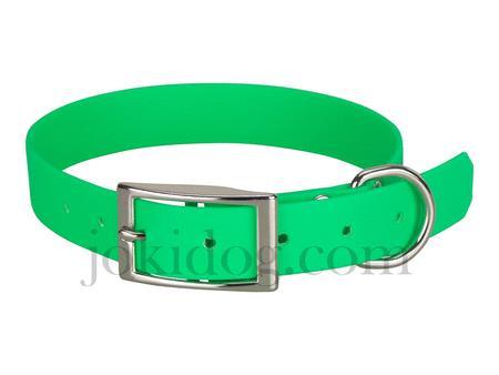 Achat : Collier biothane beta 25 x 60 cm vert - jokidog  (Colliers pour chiens) - Colliers pour chiens neuf et d'occasion - Achat et vente