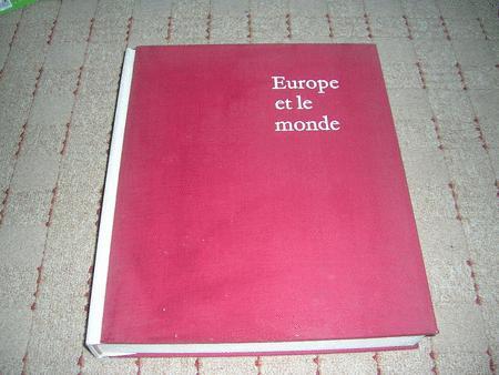 Achat : Livre de collection : l'europe et le monde  (Livres anciens) - Livres anciens neuf et d'occasion - Achat et vente