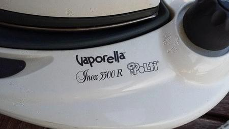 Achat : Centrale vapeur polti vaporella inox 3500r  (Fers à repasser & centrales vapeur) - Fers à repasser & centrales vapeur neuf et d'occasion - Achat et vente