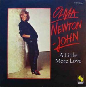 Olivia newton-john a little more love