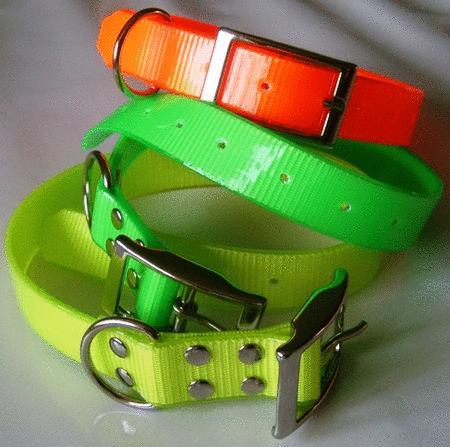 Achat : Collier fluo hunt 25mm c925b  (Colliers pour chiens) - Colliers pour chiens neuf et d'occasion - Achat et vente