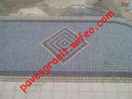 Achat : Paves  granit 10x10x05cm  (Autres dans jardin) - Autres dans jardin neuf et d'occasion - Achat et vente