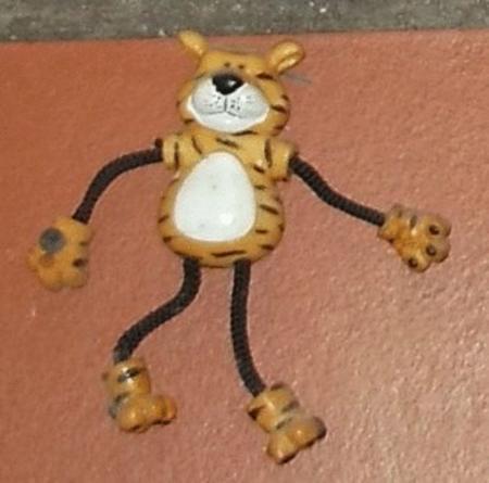 Achat : Magnet ficelle tigre  (Autres objets décoratifs) - Autres objets décoratifs neuf et d'occasion - Achat et vente
