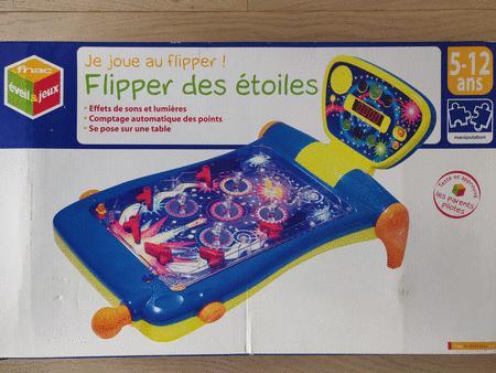 Achat : Jeu flipper des étoiles  (Flippers) - Flippers neuf et d'occasion - Achat et vente