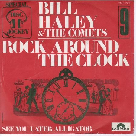 Achat : Bill haley & the comets rock around the clock  (Vinyles (musique)) - Vinyles (musique) neuf et d'occasion - Achat et vente