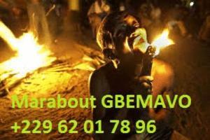 Africaine du maitre gbemavo +229 62 01 78 96