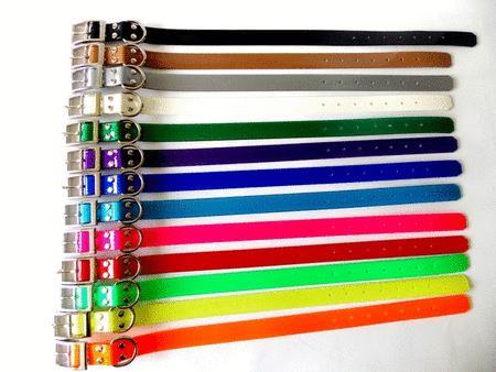 Achat : Lot de 5 colliers fluo hunt us 25mm  (Accessoires chien) - Accessoires chien neuf et d'occasion - Achat et vente