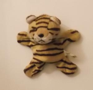 Magnet peluche tigre