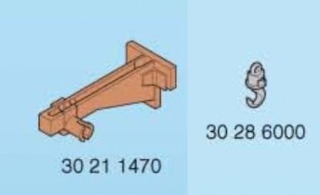 Achat : Playmobil bras treuil + crochet treuil  (Playmobil & play-big) - Playmobil & play-big neuf et d'occasion - Achat et vente