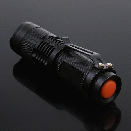 Achat : Torche tactique stroboscope et focus zoom neuve  (Autres sports, autres passions) - Autres sports, autres passions neuf et d'occasion - Achat et vente