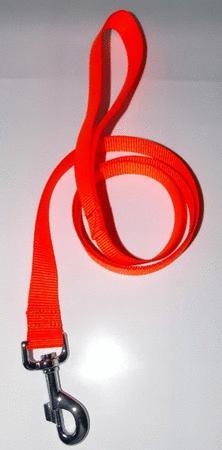 Achat : Laisse orange fluo  (Laisse pour chiens) - Laisse pour chiens neuf et d'occasion - Achat et vente