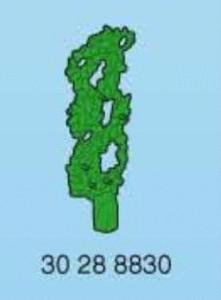 Playmobil feuillage grimpant 90