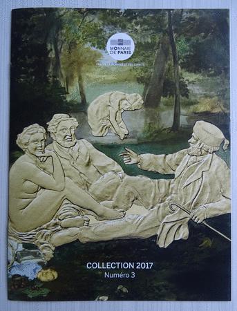 Achat : Fascicule monnaie de paris 2017 numéro 3  (Pièces) - Pièces neuf et d'occasion - Achat et vente