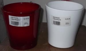 2 pots pour plantes neufs