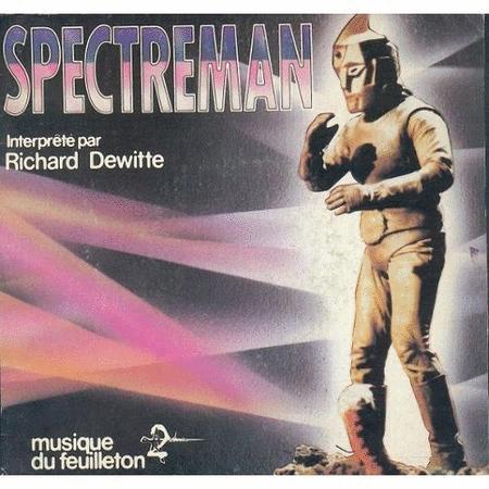 Achat : Spectreman feuilleton antenne2 par richard dewitte  (Vinyles (musique)) - Vinyles (musique) neuf et d'occasion - Achat et vente