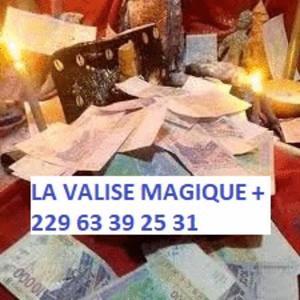 La valise magique incroyable +229 63 39 25 31