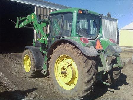 Achat : John deere 6420  (Tracteur) - Tracteur neuf et d'occasion - Achat et vente