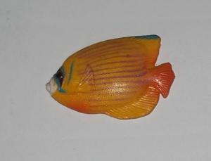 Magnet en plastique - poisson