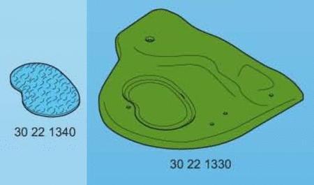 Achat : Playmobil base etang de jardin + étang  (Playmobil & play-big) - Playmobil & play-big neuf et d'occasion - Achat et vente