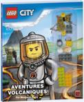 Livre LEGO City Aventures Volcaniques + Figurines (Jeunesse & Eveil (livres)) - Jeunesse & Eveil (livres) neuf et d'occasion - Achat et vente