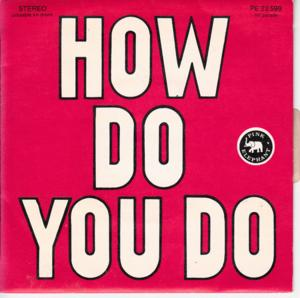 Tek and john how do you do / writes