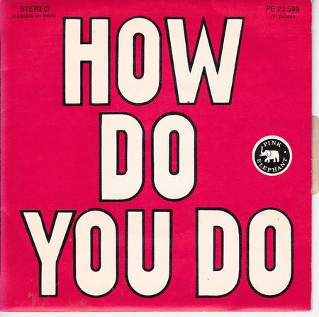 Achat : Tek and john how do you do / writes  (Vinyles (musique)) - Vinyles (musique) neuf et d'occasion - Achat et vente