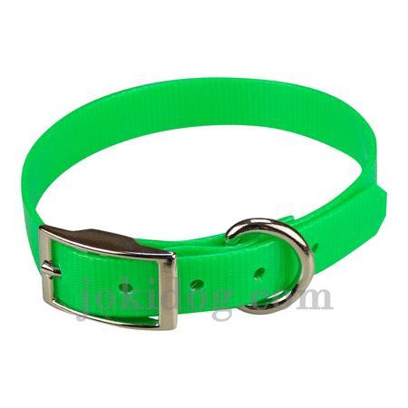 Achat : Collier biothane 19 mm x 45 cm vert  (Colliers pour chiens) - Colliers pour chiens neuf et d'occasion - Achat et vente
