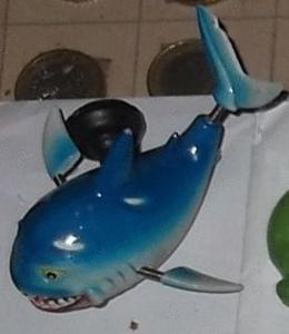 Magnet requin