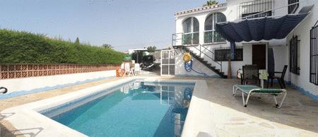 Compra : Espagne - costa del sol - nerja, piscine privée  (Locations vacances) - Locations vacances nueve y de ocasión - Compra y venta