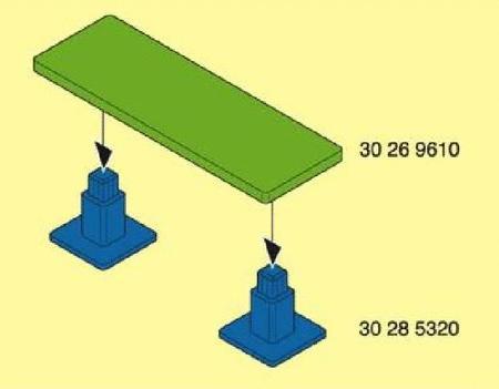 Achat : Table d'opération bureau playmobil  (Playmobil & play-big) - Playmobil & play-big neuf et d'occasion - Achat et vente