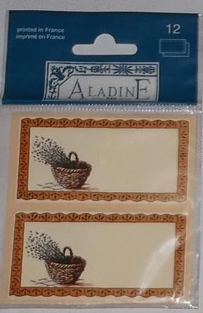 Achat : Loisirs créatifs - etiquettes aladine  (Autres jeux créatifs) - Autres jeux créatifs neuf et d'occasion - Achat et vente