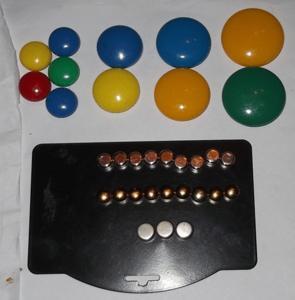 "Magnets - lot d'aimants ""de frigo"""