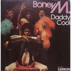 Boney m. no women no cry daddy cool