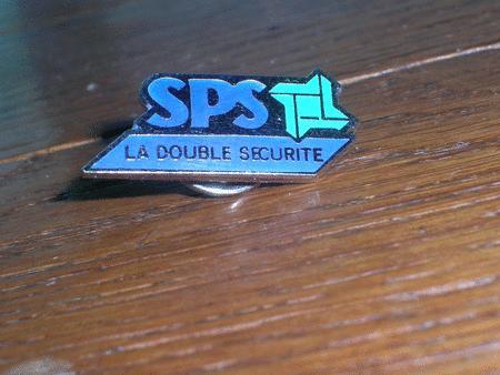 Achat : Pins sps pour vous sentir en securite  (Pins') - Pins' neuf et d'occasion - Achat et vente