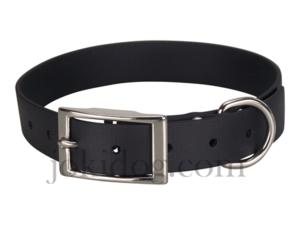 Collier biothane beta 25 x 60 cm noir - jokidog
