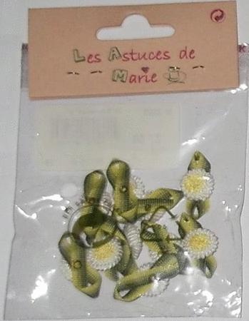 Achat : Loisirs créatifs - fleurs sur ruban  (Autres jeux créatifs) - Autres jeux créatifs neuf et d'occasion - Achat et vente