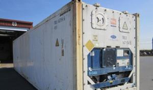 Container frigorifique reefer