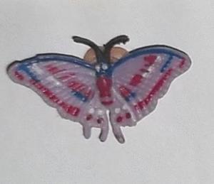 Magnet papillon 7