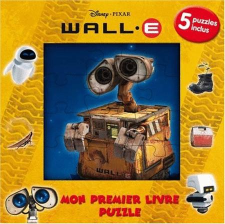 Achat : Mon premier livre puzzle wall.e disney pixar  (Jeunesse & eveil (livres)) - Jeunesse & eveil (livres) neuf et d'occasion - Achat et vente